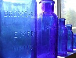 Bromo Seltzer Bottles