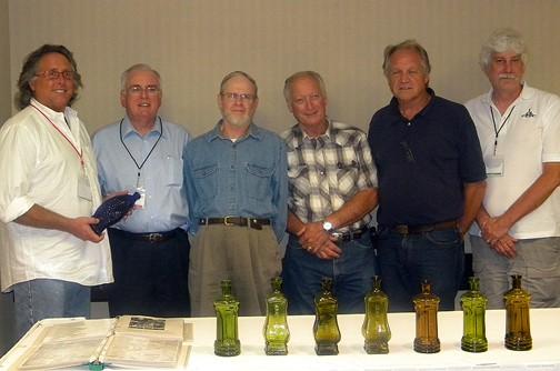 Bitters Bottle Group in Pomona