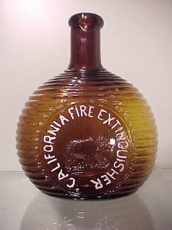 Викторианское пожаротушение