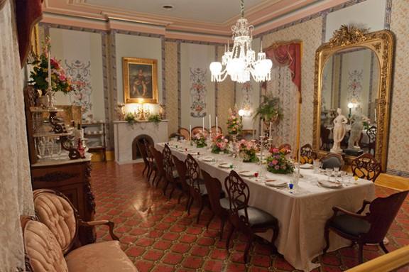 Visit To The Belmont Mansion – Nashville