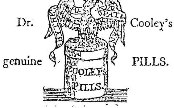 Dr. Cooley's Genuine Pille_Top