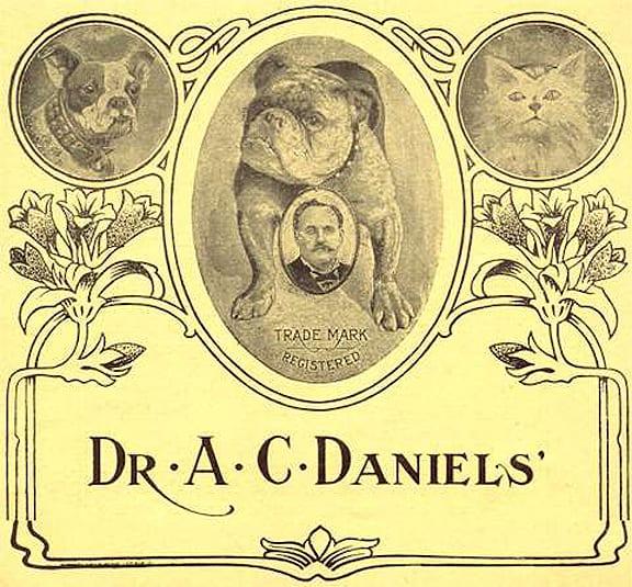 Danielsdogmedicine