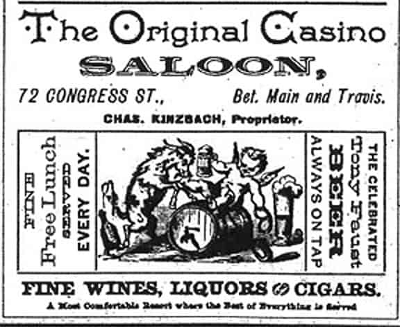 casino saloon