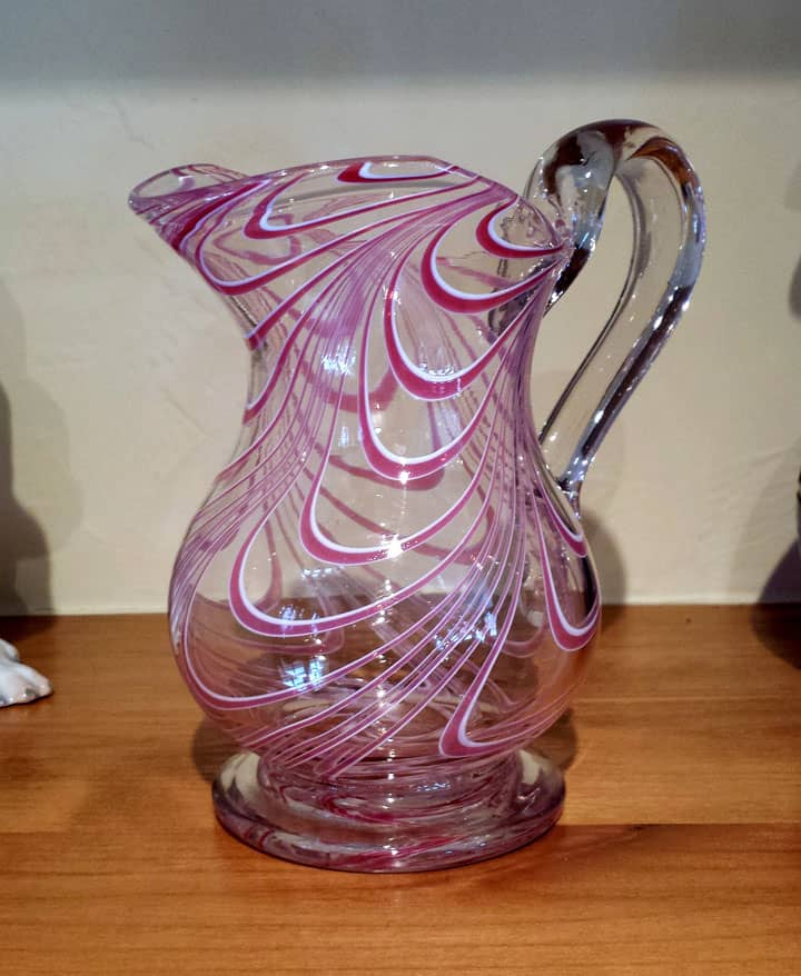 remember visiting the Sandwich Glass Museum