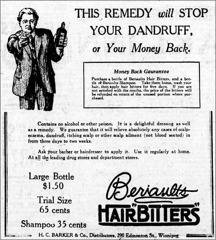Beriaults_The_Winnipeg_Tribune_Wed__Aug_15__1923_