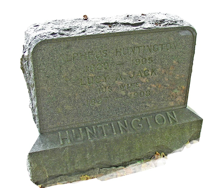 HuntingtonMarker