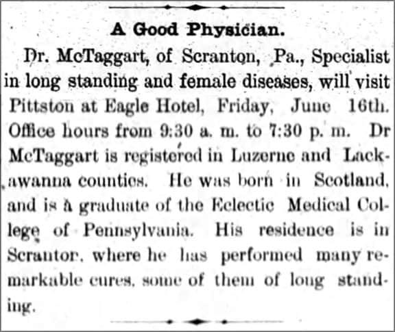 McTaggart_Evening_Gazette_Thu__Jun_15__1882_