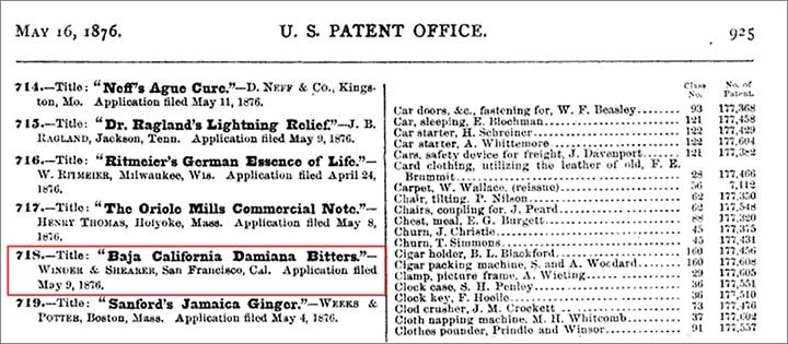 patentdamianbitters