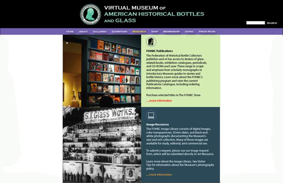 virtual museum research
