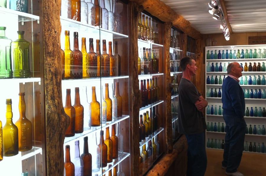 Robert Franks Bottles