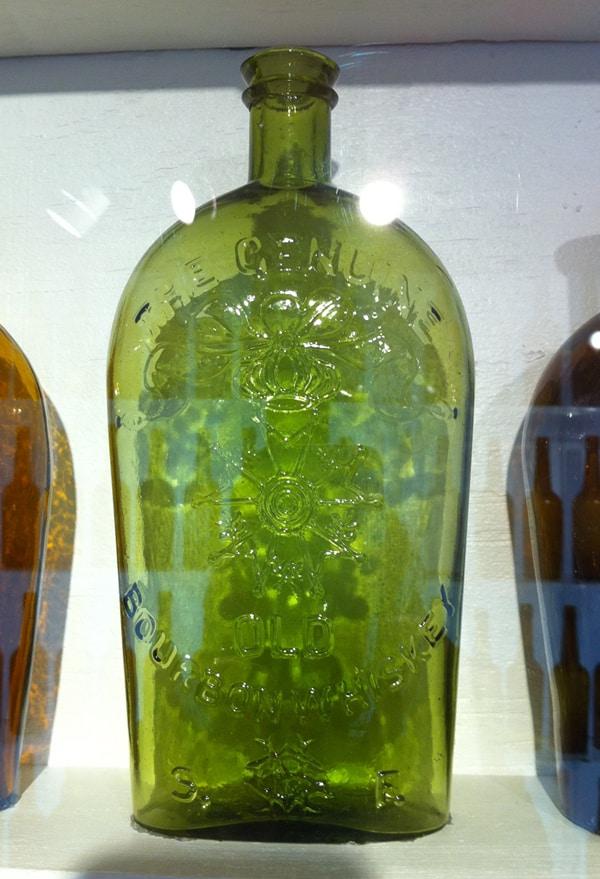 The Genuine Grange Flask