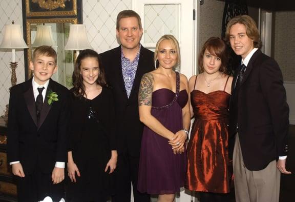 Sandor Fuss Family Portrait