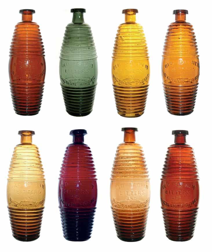 Six Old Sachem Bitters