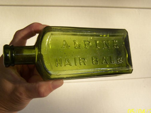 Alpine Hair Balm 1