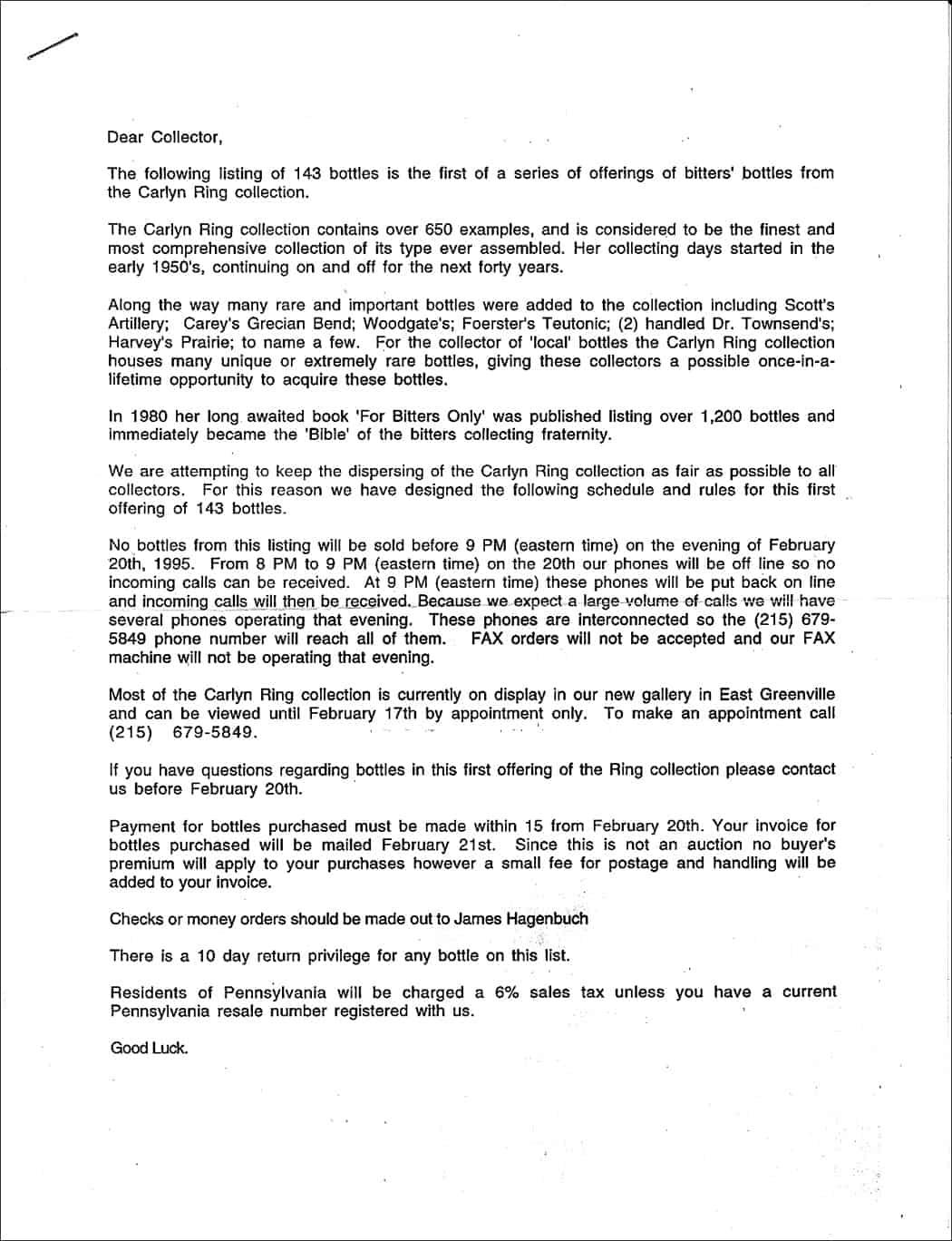 Carlyn Ring GW Letter