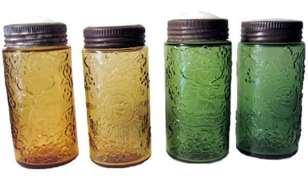 Flaccus Fruit Jars