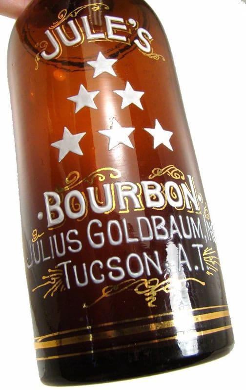 Jule's Bourbon Detail