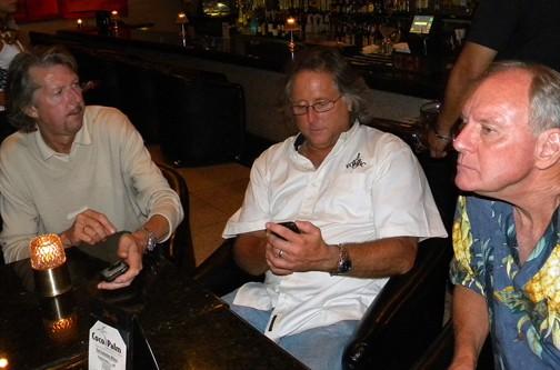 Jeff, Ferd & Dennis