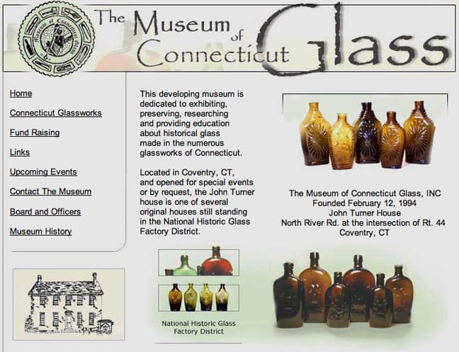 Museum of Connecticut Glass