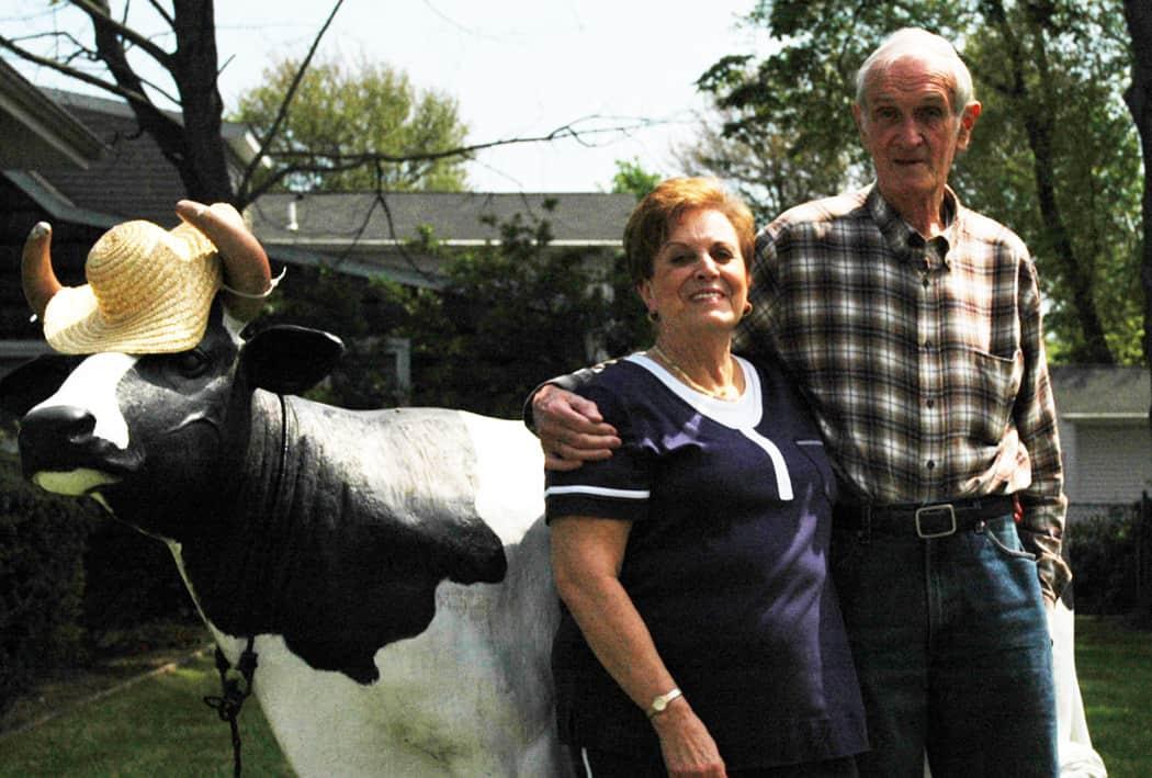 Sheila & John Feldmann of Amityville, New York