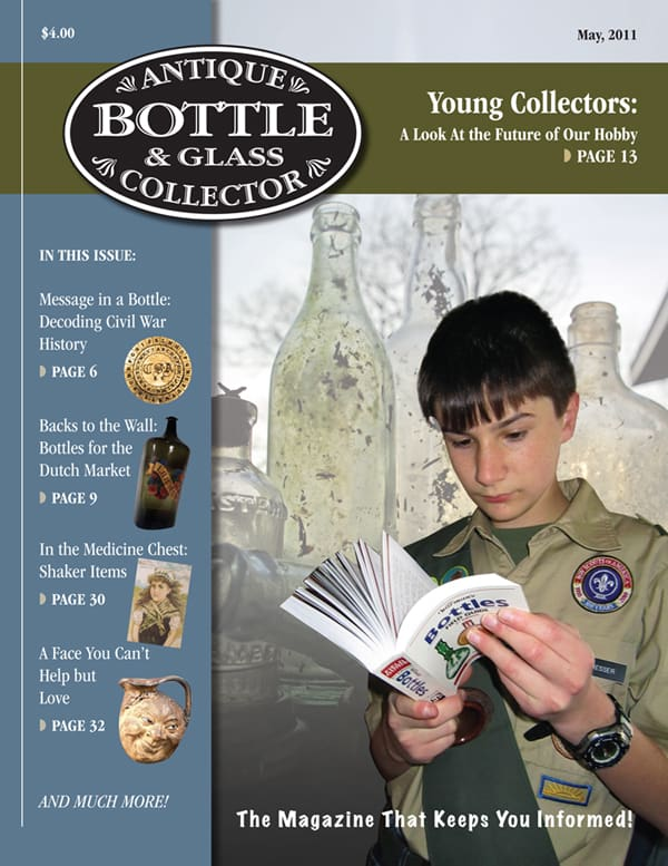 Young Bottle Collectors