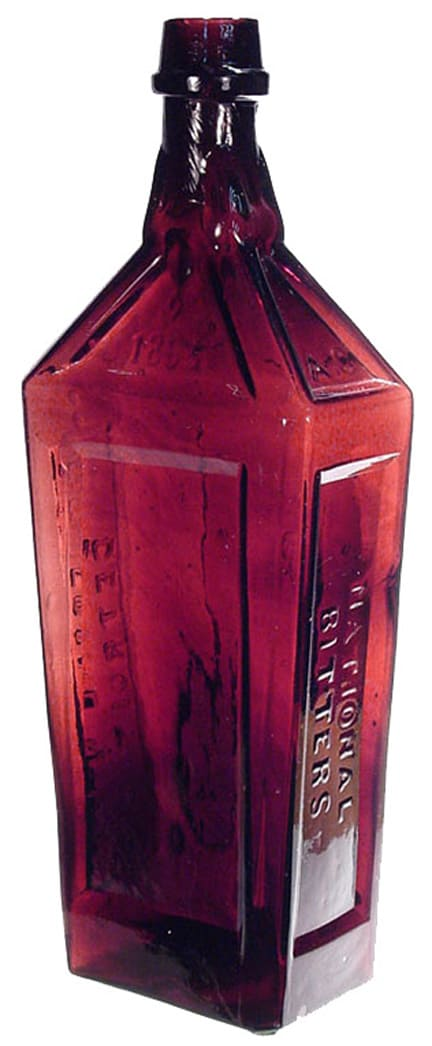 National Bitters (coffin)