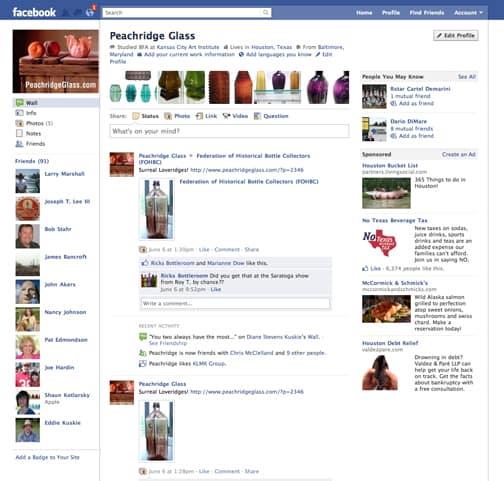 PRG Facebook Page