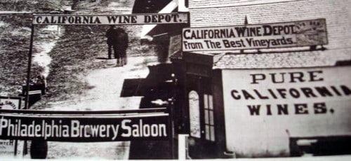 California Wine Depot