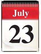 23 July Art