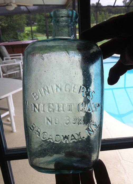 Bininger's Night Cap