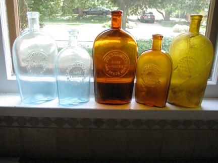 Jeff Scharnowske Michigan Flasks