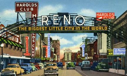 Reno Arch 1950