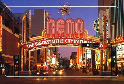 Reno Arch circa 1985
