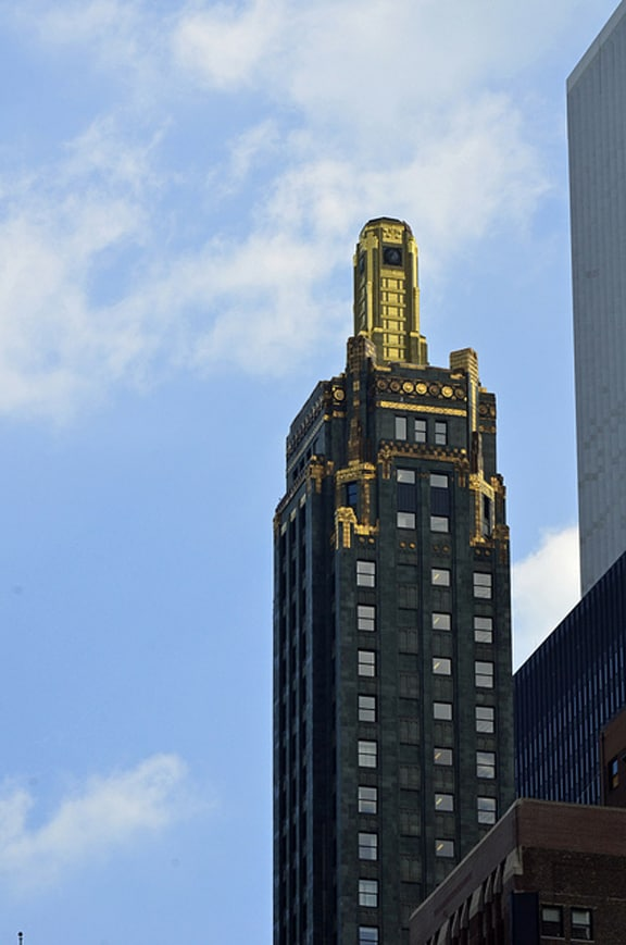 Carbide Carbon Building
