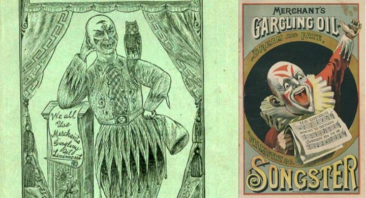 Merchants Clown