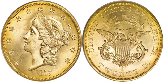 1857 Liberty $20_8