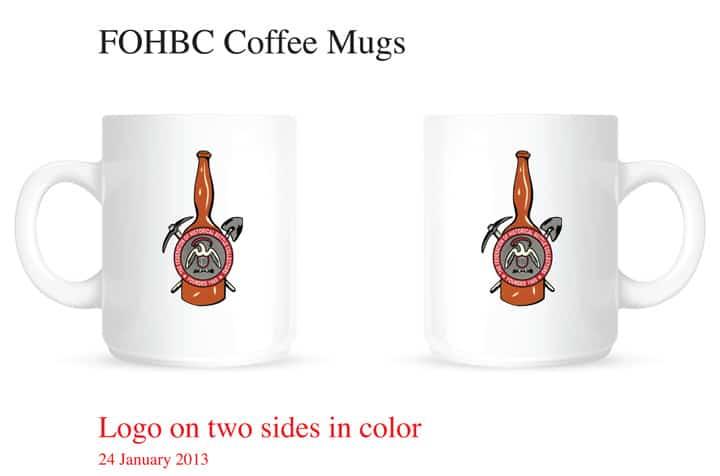 FOHBC Coffee Mugs