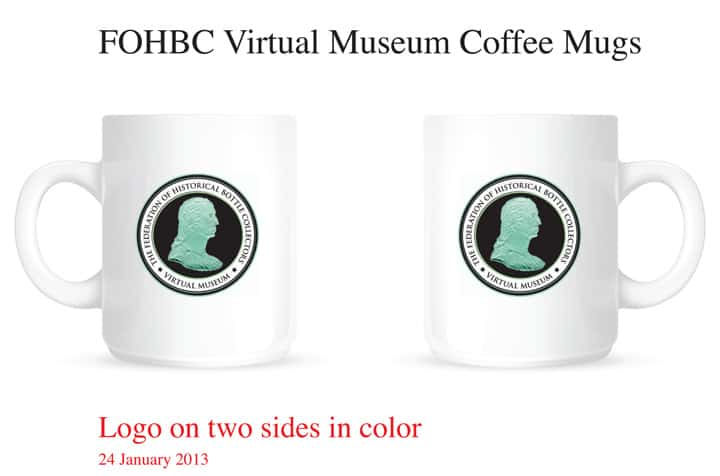 FOHBC Virtual Museum Mugs