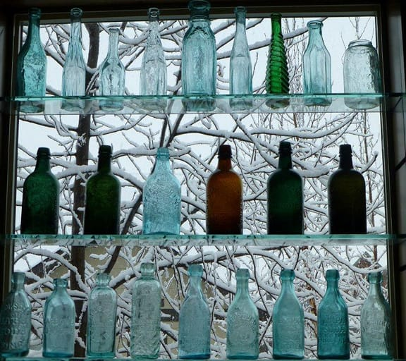 Bottles& Snow_Campiglia