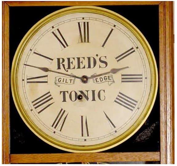ReedsClockFace