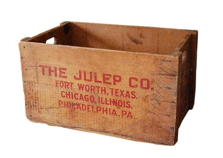 JulepCoCrate