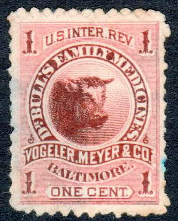 Vogeler Meyer & Co. Stamp
