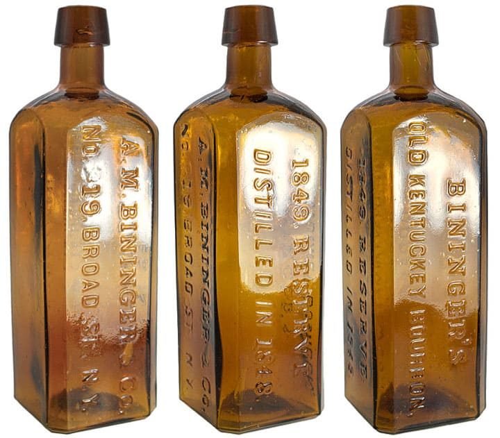 Bininger_Old Kentucky Bourbon