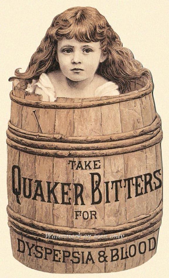 QuakerBittersBarrel