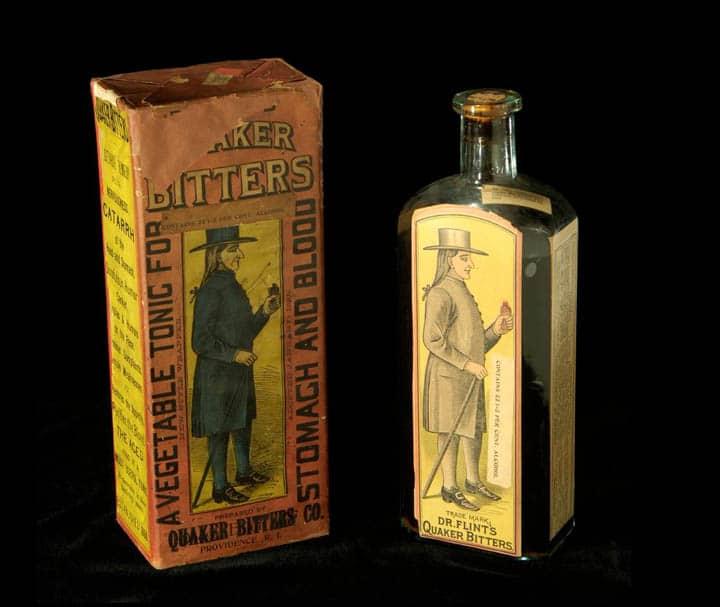 QuakerBittersBox&Bottle