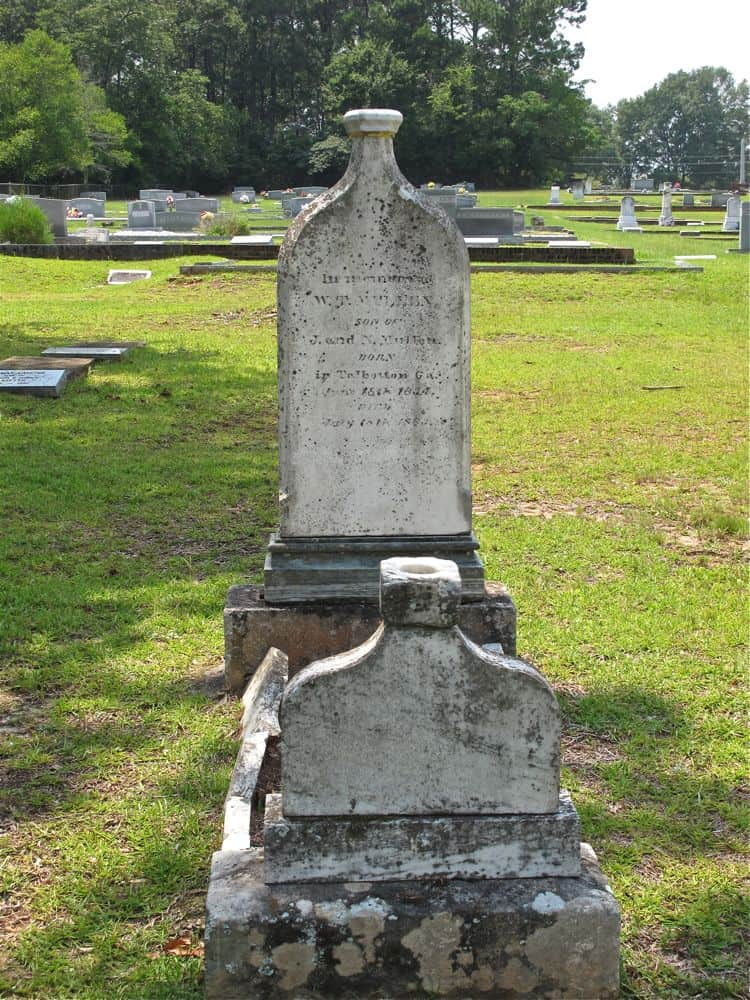 whiskey bottle tombstone