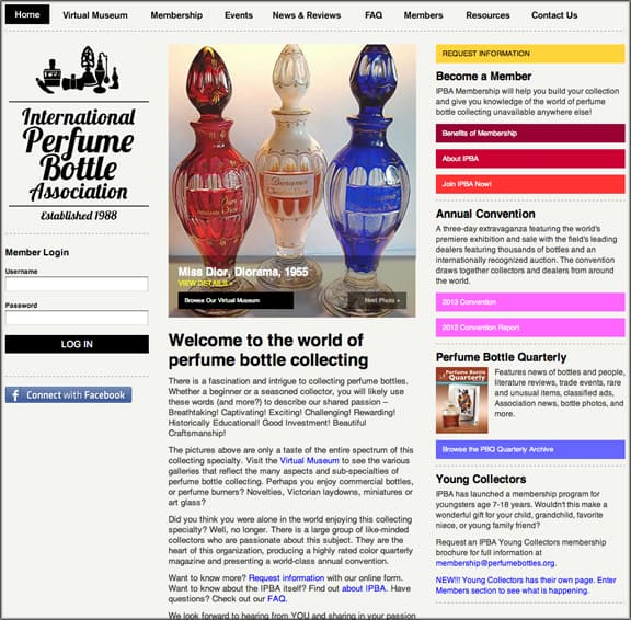 IPBA-website