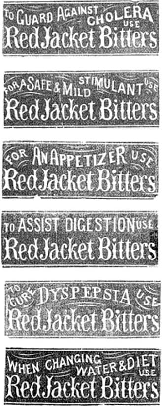Red Jacket Bitters