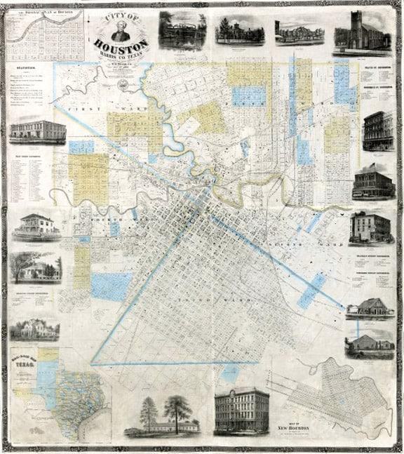 HoustonStreetMap1869