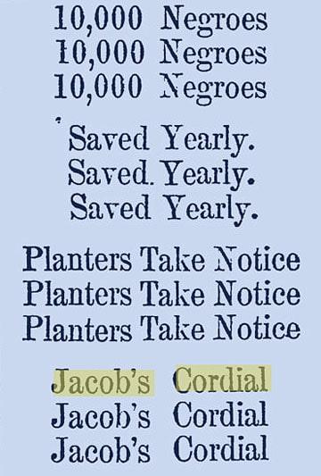 JacobsCordialPlantersAd